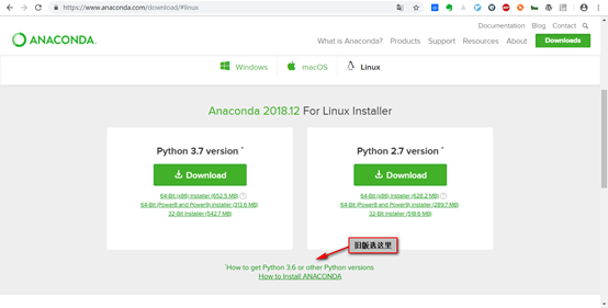 Anaconda3安装——Linux下-打不死的小强